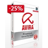 信頼できるセキュリティソフトAvira