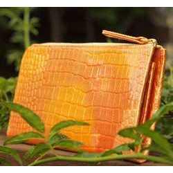幸せの貯まる財布Pink_Gold